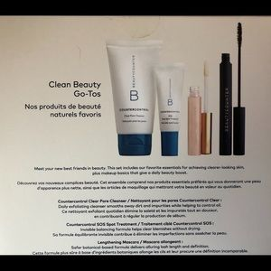 Clean Beauty Go To's